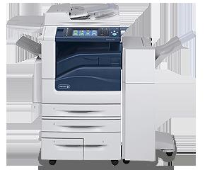 Copiadora Xerox Color WorkCentre 7845 7855