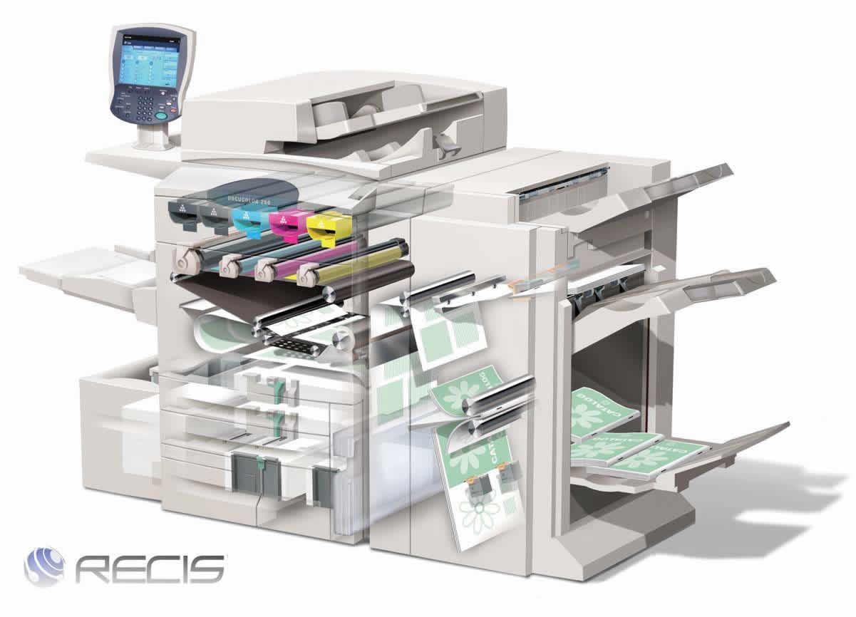 Xerox-DocuColor-Proceso